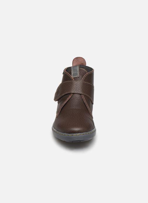 Bottines et boots Conguitos Jl1 250 26 Marron vue portées chaussures
