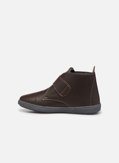 Bottines et boots Conguitos Jl1 250 26 Marron vue face