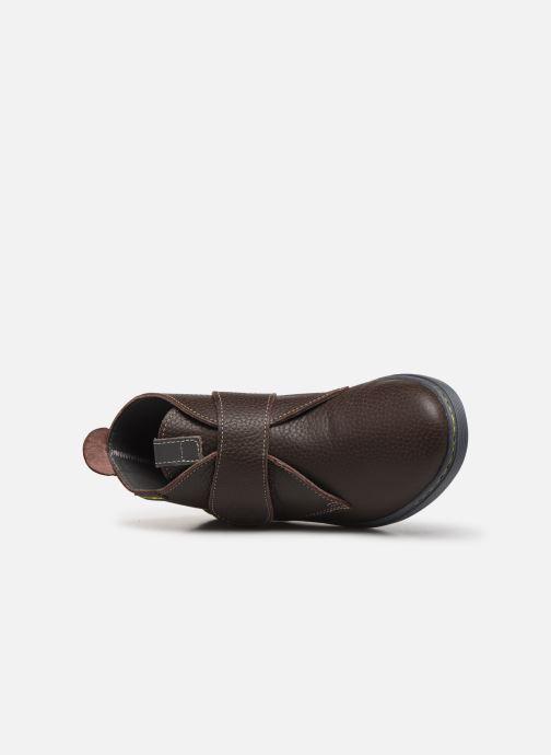 Boots en enkellaarsjes Conguitos Jl1 250 26 Bruin links