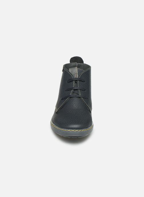 Bottines et boots Conguitos Jl1 250 25 Bleu vue portées chaussures