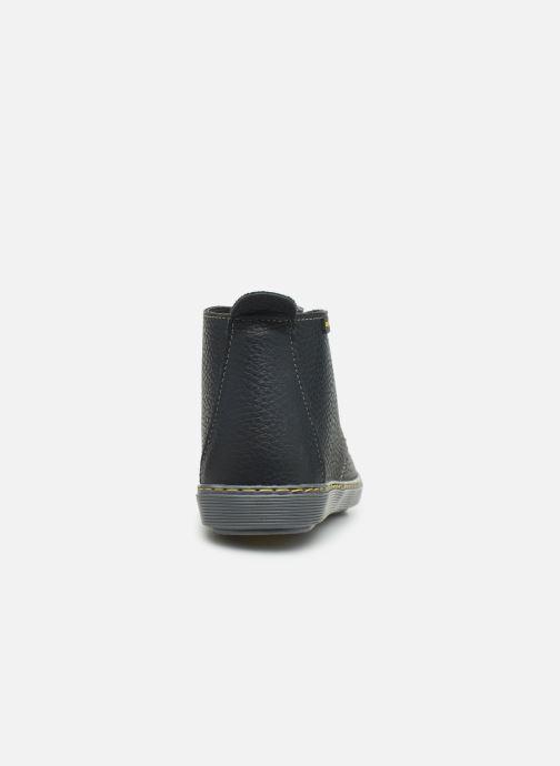 Bottines et boots Conguitos Jl1 250 25 Bleu vue droite