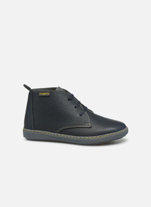 Bottines et boots Conguitos Jl1 250 25 Bleu vue derrière