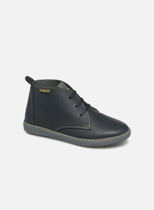 Bottines et boots Conguitos Jl1 250 25 Bleu vue détail/paire