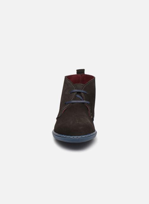 Bottines et boots Conguitos Jl1 287 10 Gris vue portées chaussures