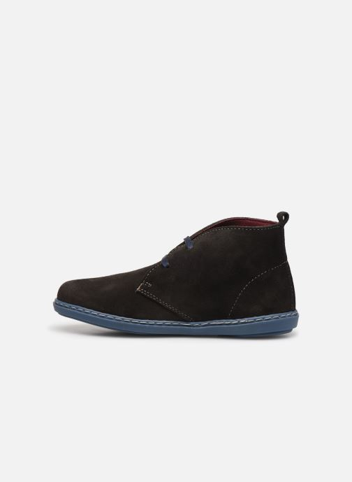 Bottines et boots Conguitos Jl1 287 10 Gris vue face
