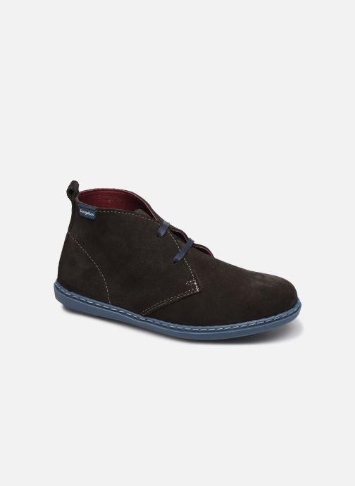 Bottines et boots Conguitos Jl1 287 10 Gris vue détail/paire
