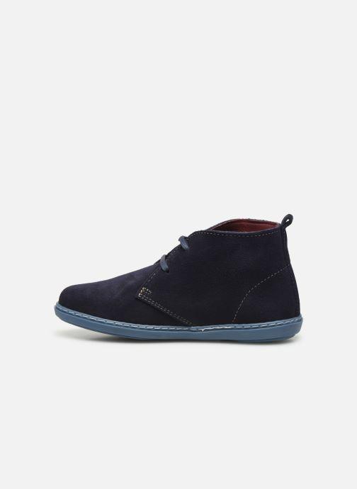 Bottines et boots Conguitos Jl1 287 10 Bleu vue face