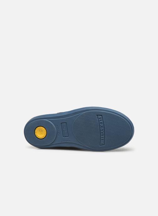 Bottines et boots Conguitos Jl1 287 10 Bleu vue haut
