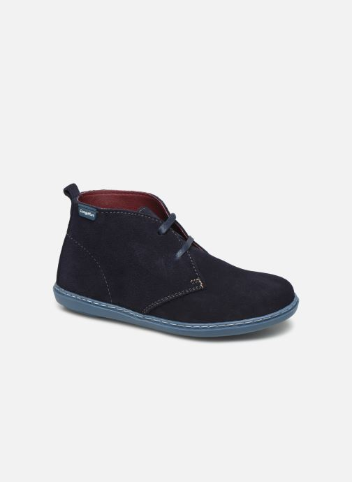 Bottines et boots Conguitos Jl1 287 10 Bleu vue détail/paire