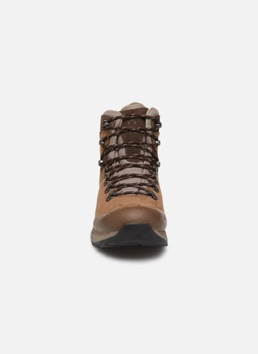 Chaussures de sport HAGLOFS Vyn GT Men Marron vue portées chaussures