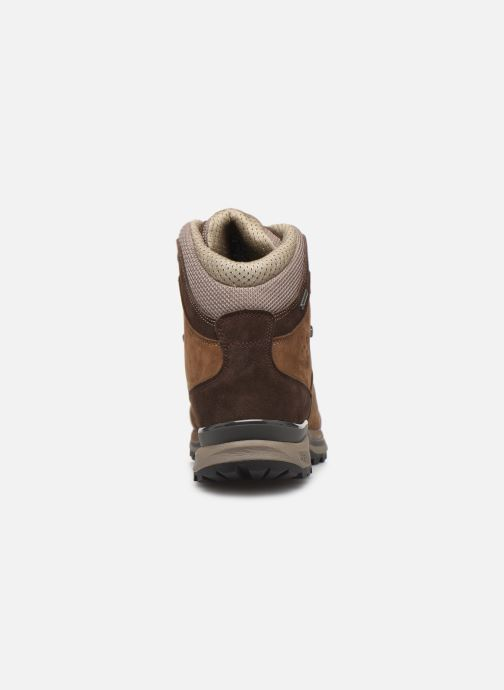 Chaussures de sport HAGLOFS Vyn GT Men Marron vue droite