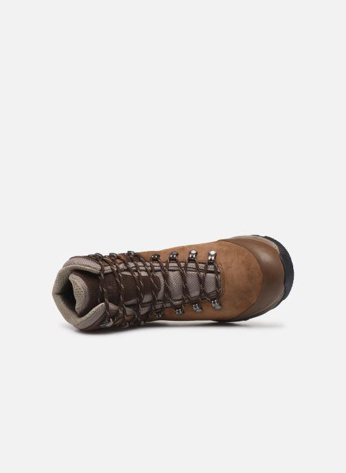 Chaussures de sport HAGLOFS Vyn GT Men Marron vue gauche
