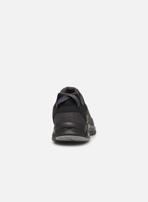 Chaussures de sport HAGLOFS Trail Fuse men Noir vue droite