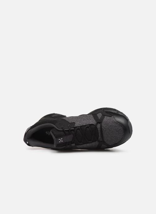 Chaussures de sport HAGLOFS Trail Fuse men Noir vue gauche