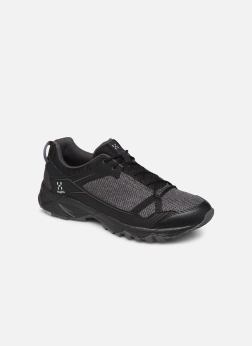 Chaussures de sport HAGLOFS Trail Fuse men Noir vue détail/paire