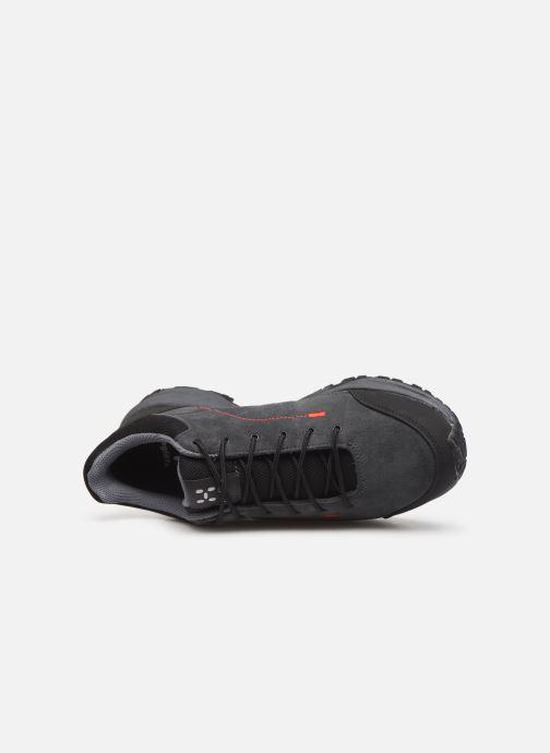 Chaussures de sport HAGLOFS Krusa GT Women Noir vue gauche