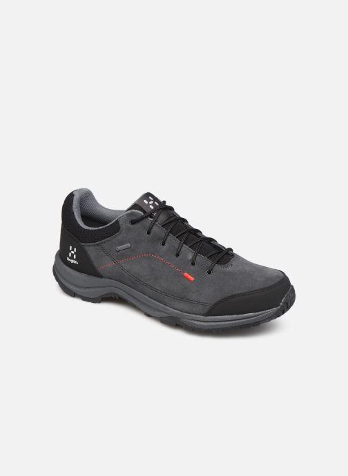 Chaussures de sport HAGLOFS Krusa GT Women Noir vue détail/paire