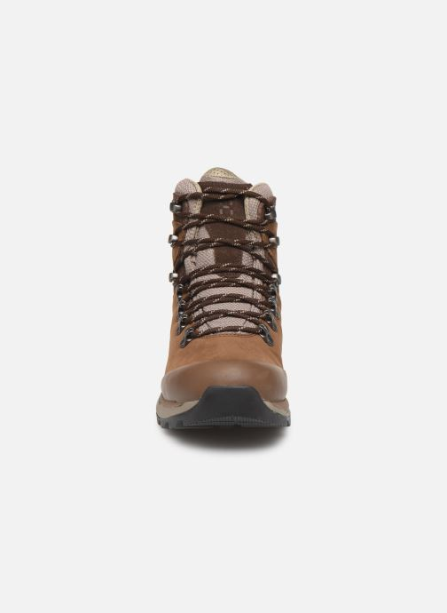 Chaussures de sport HAGLOFS Vyn GT Women Marron vue portées chaussures