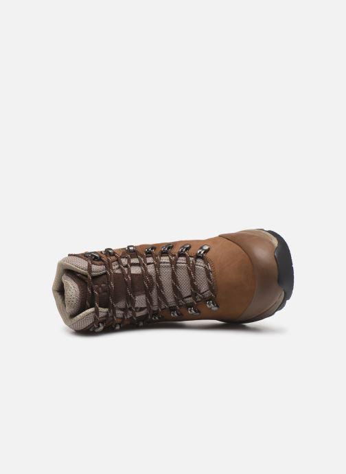 Chaussures de sport HAGLOFS Vyn GT Women Marron vue gauche