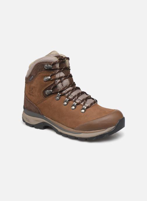 Chaussures de sport HAGLOFS Vyn GT Women Marron vue détail/paire