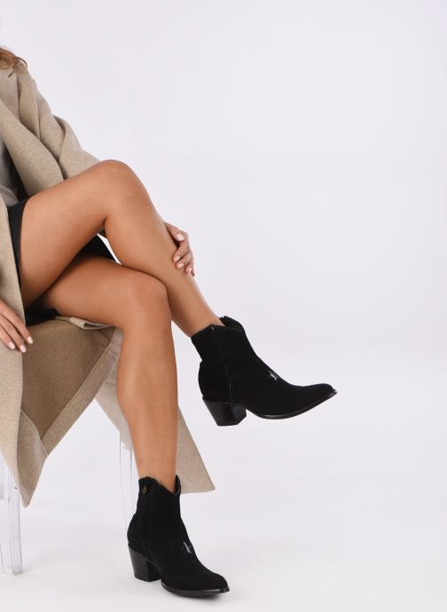 Bottines et boots Mexicana Star 2 Noir vue bas / vue portée sac