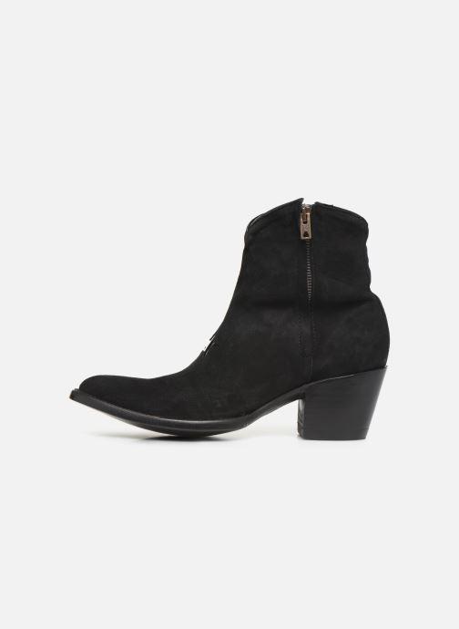 Boots en enkellaarsjes Mexicana Star 2 Zwart voorkant