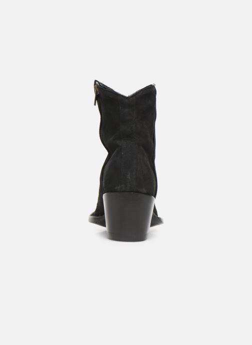 Bottines et boots Mexicana Star 2 Noir vue droite