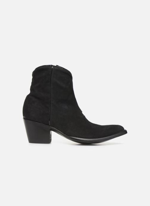 Boots en enkellaarsjes Mexicana Star 2 Zwart achterkant