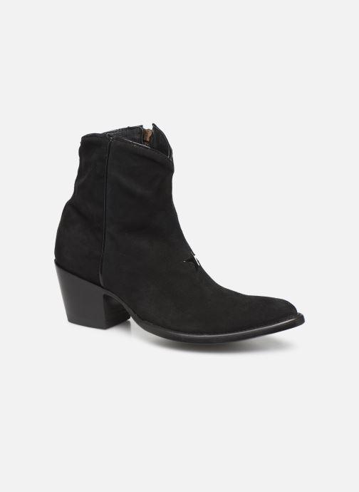 Boots en enkellaarsjes Mexicana Star 2 Zwart detail