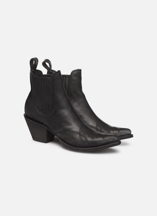 Ankle boots Mexicana Gaucho 2 Black 3/4 view