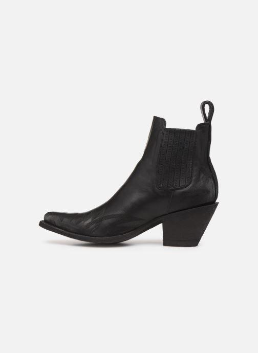 Boots en enkellaarsjes Mexicana Gaucho 2 Zwart voorkant
