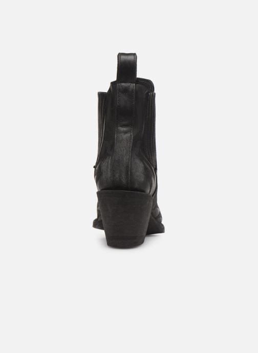 Boots en enkellaarsjes Mexicana Gaucho 2 Zwart rechts