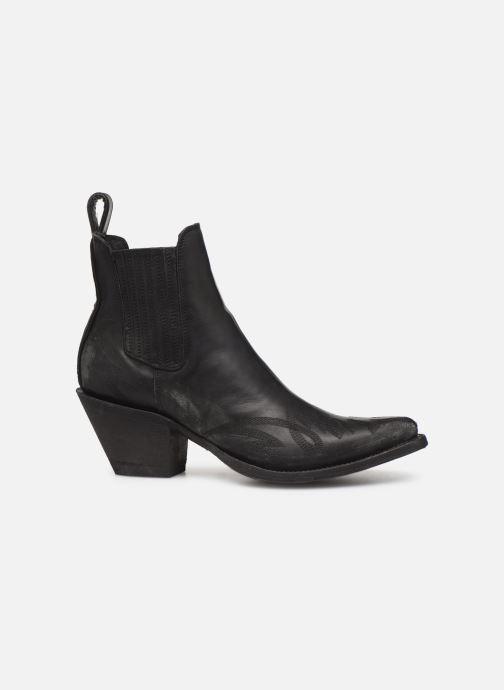 Boots en enkellaarsjes Mexicana Gaucho 2 Zwart achterkant