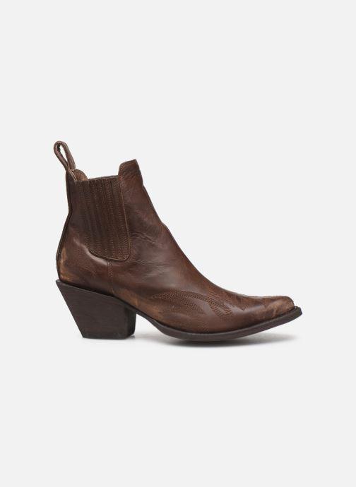 Boots en enkellaarsjes Mexicana Gaucho 2 Bruin achterkant