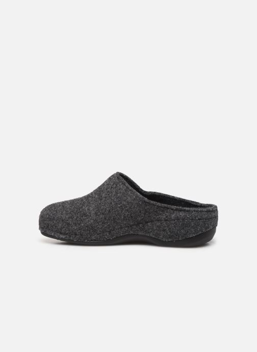 Chaussons Romika Adelide 02 Gris vue face