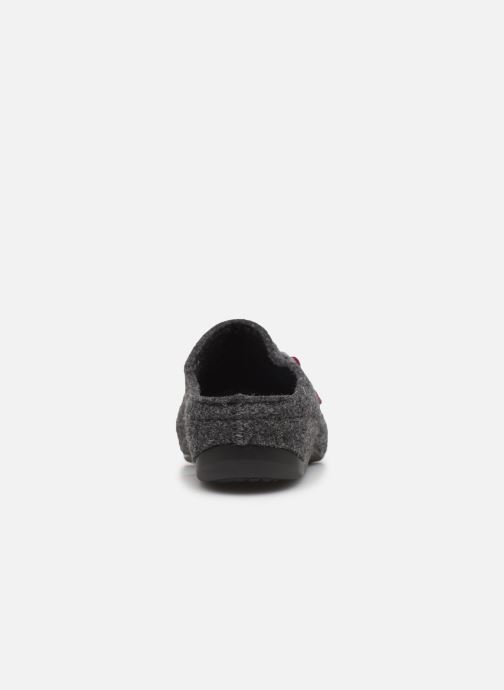 Chaussons Romika Adelide 02 Gris vue droite