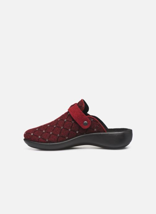 Chaussons Romika Ibiza Home 307 Rouge vue face