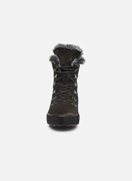 Chaussures de sport Romika Montreal 01 Noir vue portées chaussures