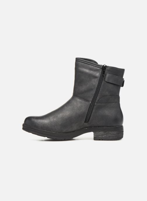 Ankle boots Romika Tanya 02 Grey front view