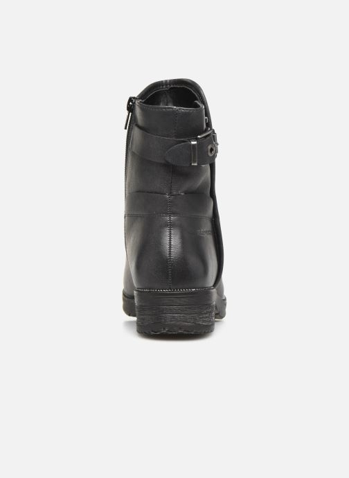 Ankle boots Romika Tanya 02 Grey view from the right