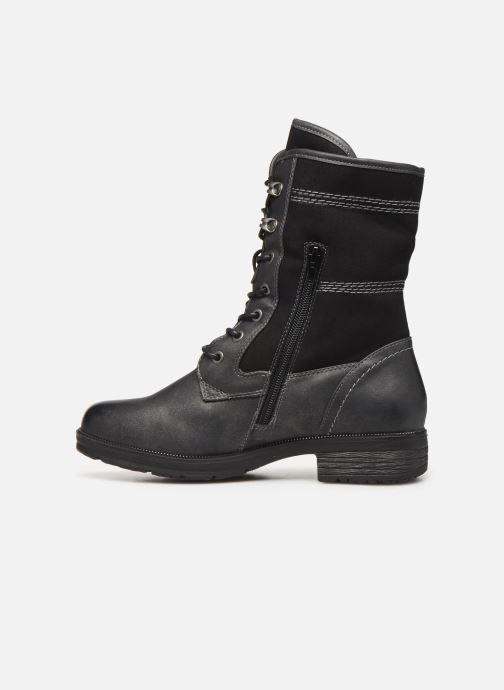 Ankle boots Romika Tanya 06 Black front view