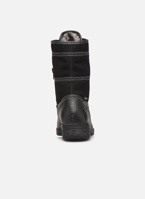 Ankle boots Romika Tanya 06 Black view from the right