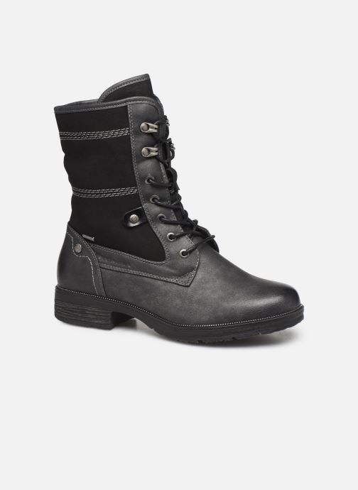 Ankle boots Romika Tanya 06 Black detailed view/ Pair view