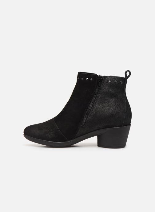 Boots en enkellaarsjes Westland Daisy 01 Zwart voorkant