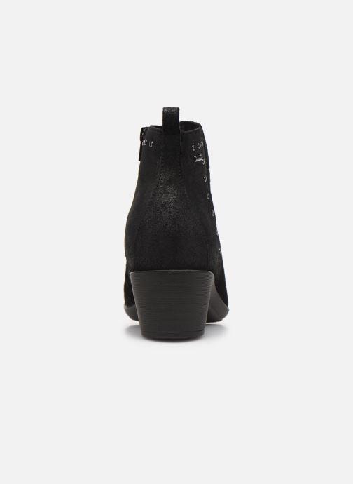 Boots en enkellaarsjes Westland Daisy 01 Zwart rechts