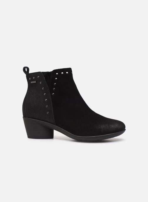 Boots en enkellaarsjes Westland Daisy 01 Zwart achterkant