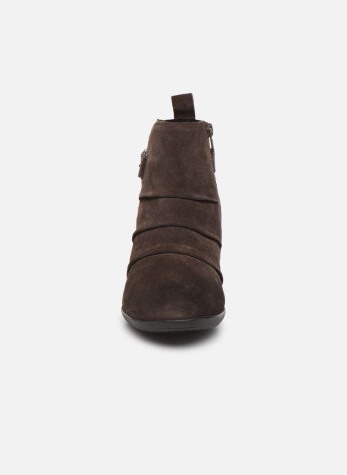 Bottines et boots Romika Daisy 04 Marron vue portées chaussures