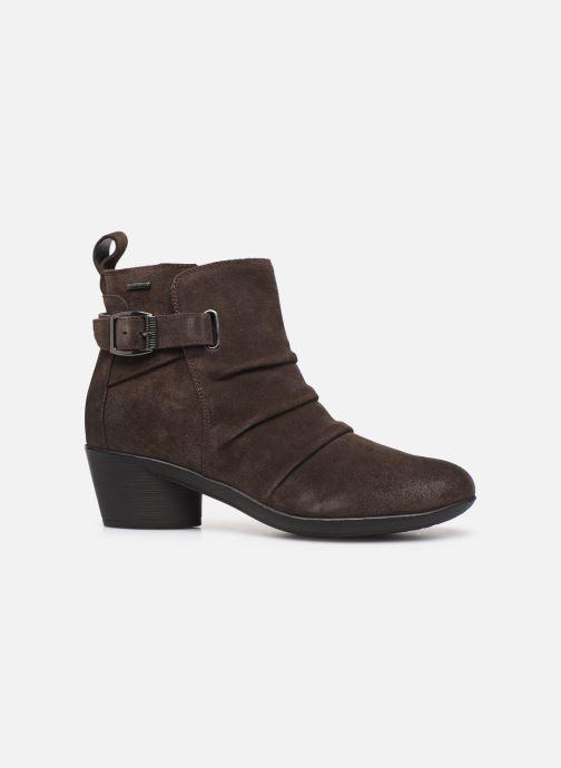 Boots en enkellaarsjes Westland Daisy 04 Bruin achterkant