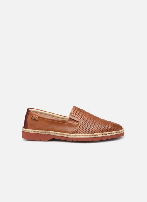 Loafers Pikolinos Bolonia 3137 Brown back view