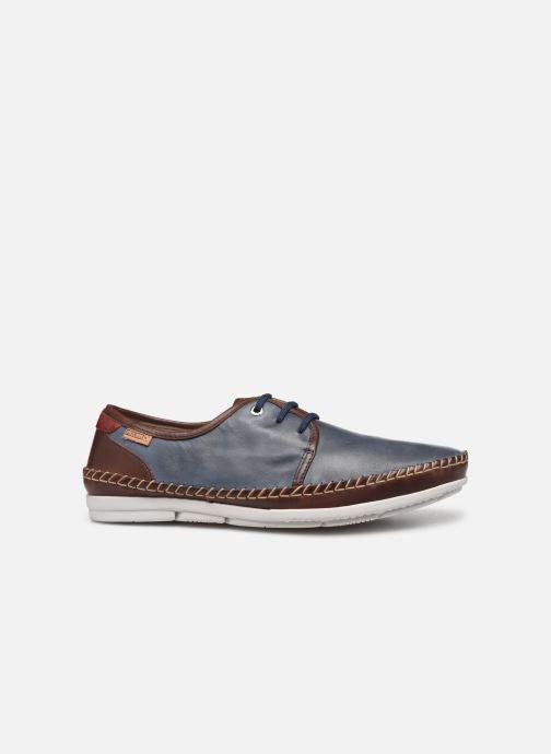 Snörade skor Pikolinos Altet Blå bild från baksidan